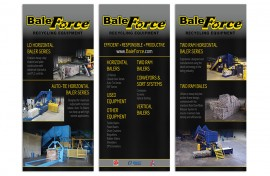 Trade Show Banner - Graphic Design - BaleForce Featured